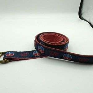Leather Man Canvas Belt, D Ring Buckle Ullman Sail
